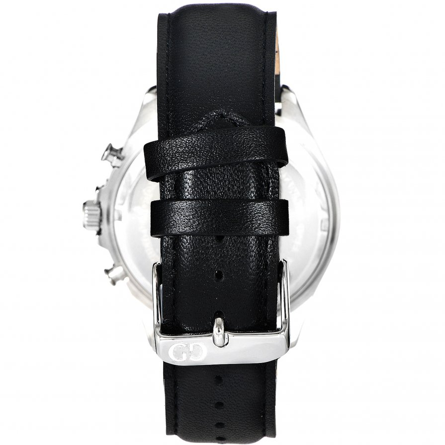 Giacomo Design Grave Black/Black leather