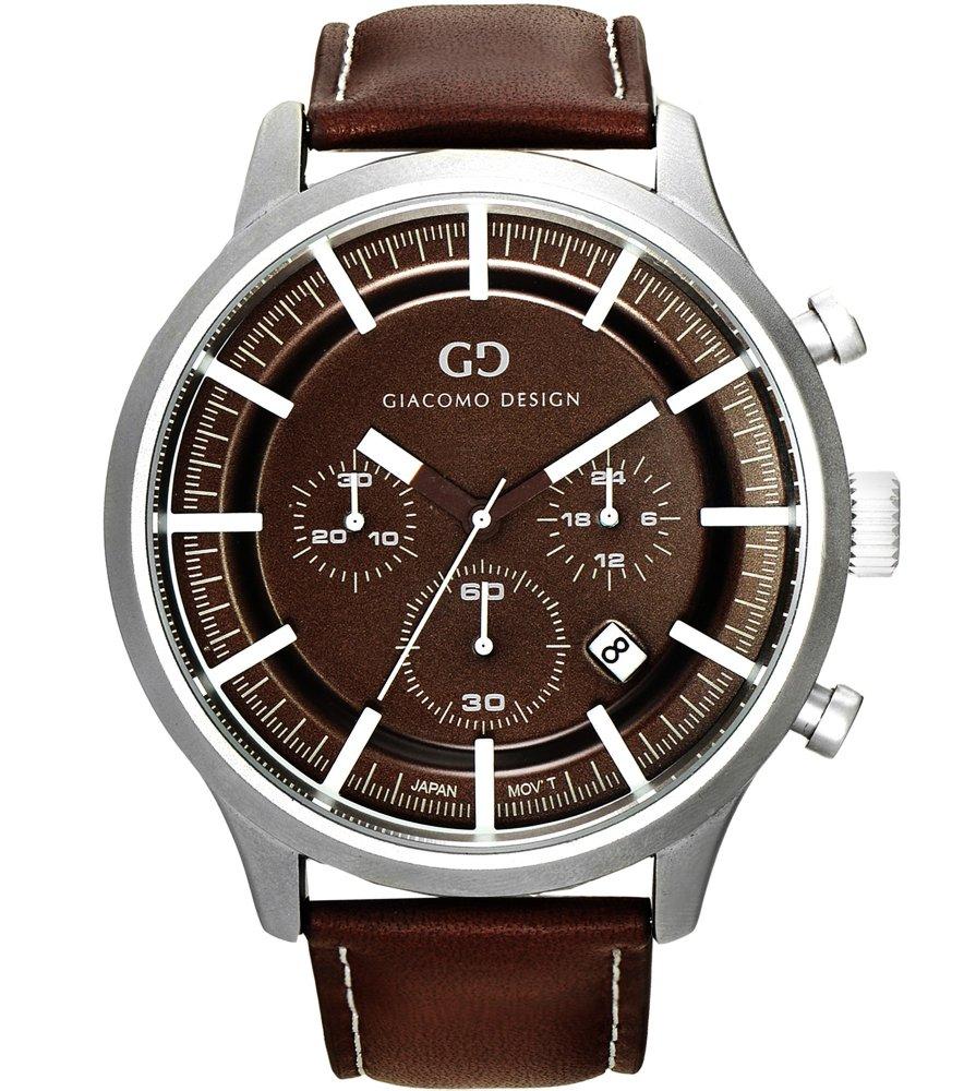 Giacomo Design Classico Brown/Brown Leather