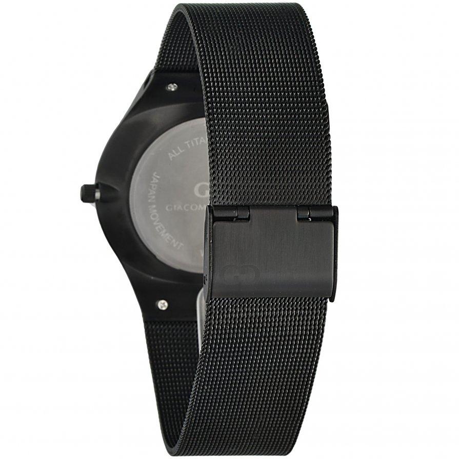 Titanium men's watch Giacomo Design GD12003 bracelet