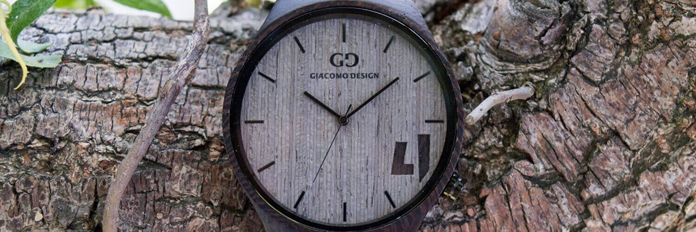 Drewno w zegarkach – klon, dąb a może orzech?