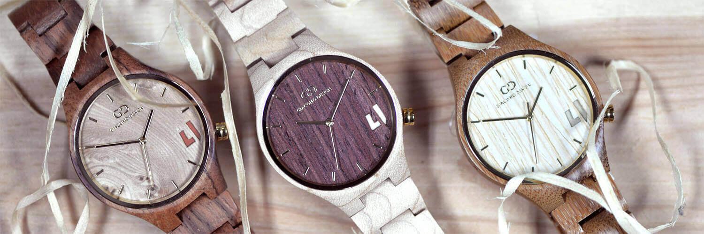 Zegarek z drewna – najwyższa jakość w najlepszej cenie
