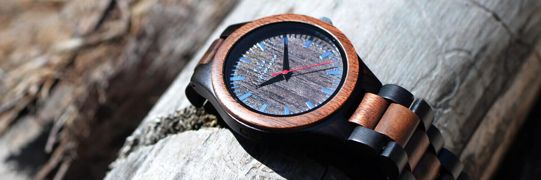 Pięć powodów, aby wybrać drewniany zegarek