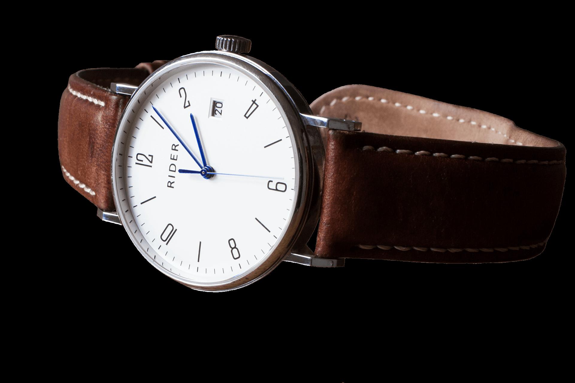 Co mówi o Tobie pasek od zegarka?