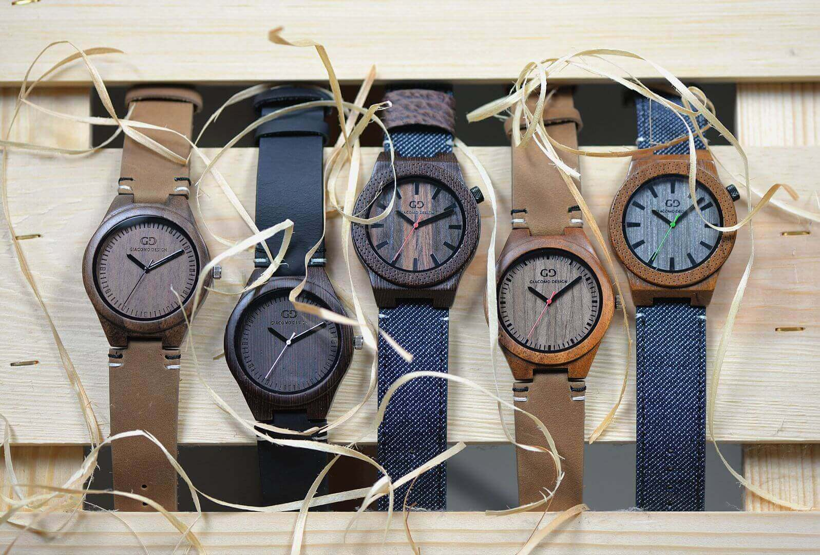 Zegarki z drewna – nowość na naszym rynku?